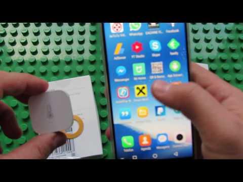 Unboxing Xiaomi Aqara Temperature Humidity Sensor