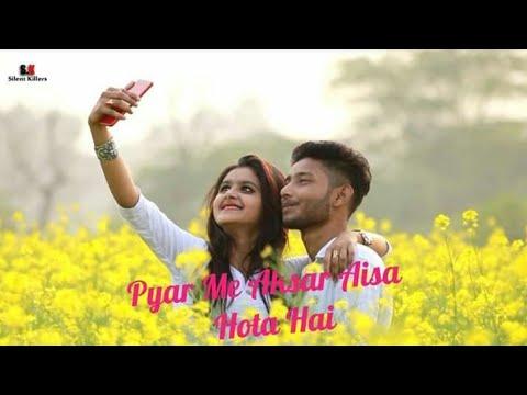Pyar Mein Aksar Aisa Hota Hai Rahul Jain New Video Song Heart Touching Sad Story Pallabi Kar Youtube