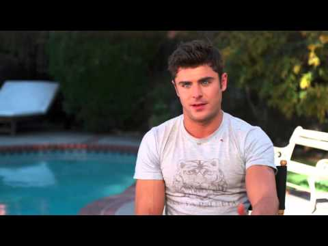 "Neighbors 2: Sorority Rising: Zac Efron ""Teddy Sanders"" Behind the Scenes Movie Interview"