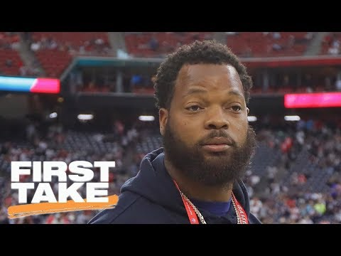 First Take reacts to Michael Bennett's accusations on Las Vegas police officers | First Take | ESPN