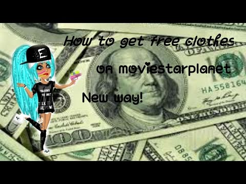 How To Get Free Clothes On Msp 2015 - 2018! WORKS! NO LIE!