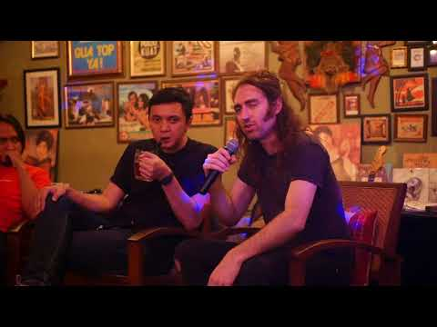 Talk With Death by Audio (Iga Massardi, Oliver Ackermann, Ditto Pradwito, & Pandu Fuzztoni)