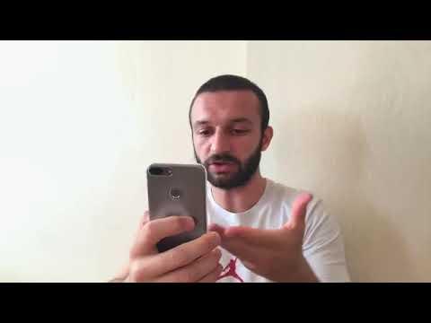 Aykut Elmas Vine Iphone Şisman Gösteriyor.