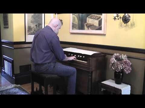 ADAM:  Élévation, played on Bertheaux harmonium