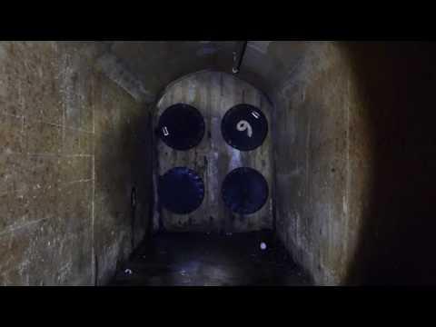 Fuel Depot Tunnel - South Coast. - U.K.