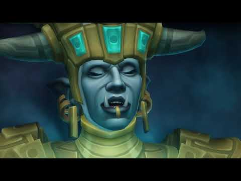 Battle for Azeroth Cinematic - Horde Intro