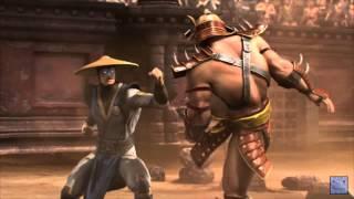Mortal Kombat - Way to Die (Музыкальный клип)