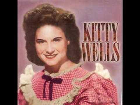 SHE'S NO ANGEL, KITTY WELLS, 1957