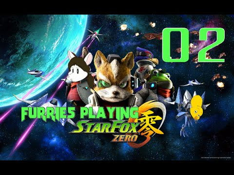 Furries Playing With Themselves Star Fox Zero 02 -Fixed-