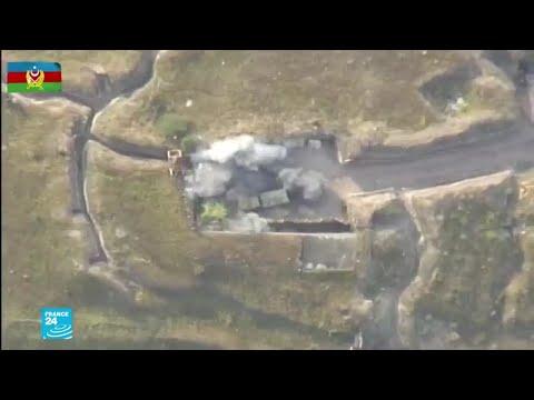 سقوط قتلى في تجدد الاشتباكات بين أرمينيا وأذربيجان  - نشر قبل 2 ساعة