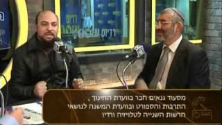 ראיון עם חברי הכנסת ד