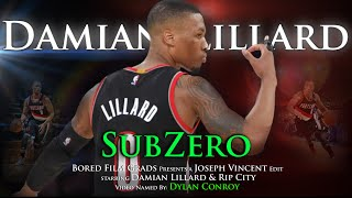 Damian Lillard - Subzero