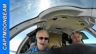 Landing Eagle Colorado, ATC Radio: Cessna Citation