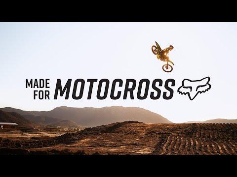 FOX MX | MADE FOR MOTOCROSS | MX20 | ROCZEN, AC, FORKNER, DUNGEY