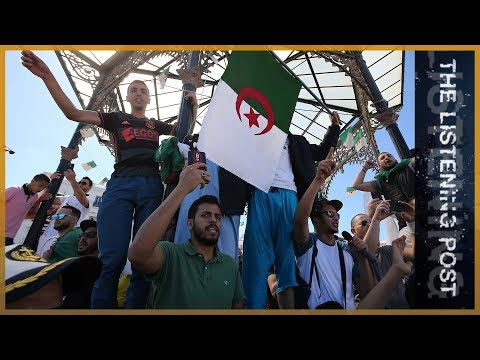 Algeria: The Revolution Will Be YouTubed | Listening Post (Feature)