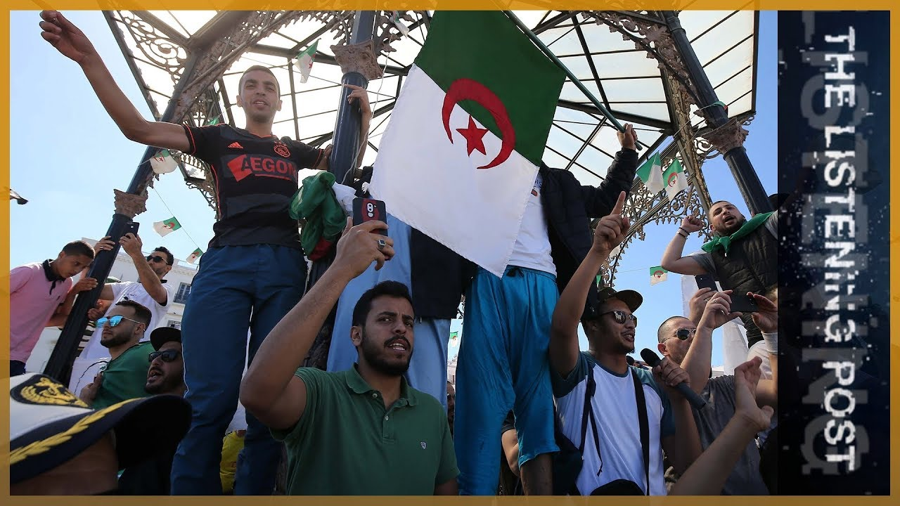 AlJazeera English:Algeria: The revolution will be YouTubed | Listening Post (Feature