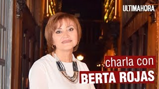Berta Rojas emprende nueva gira por colegios - ÚH