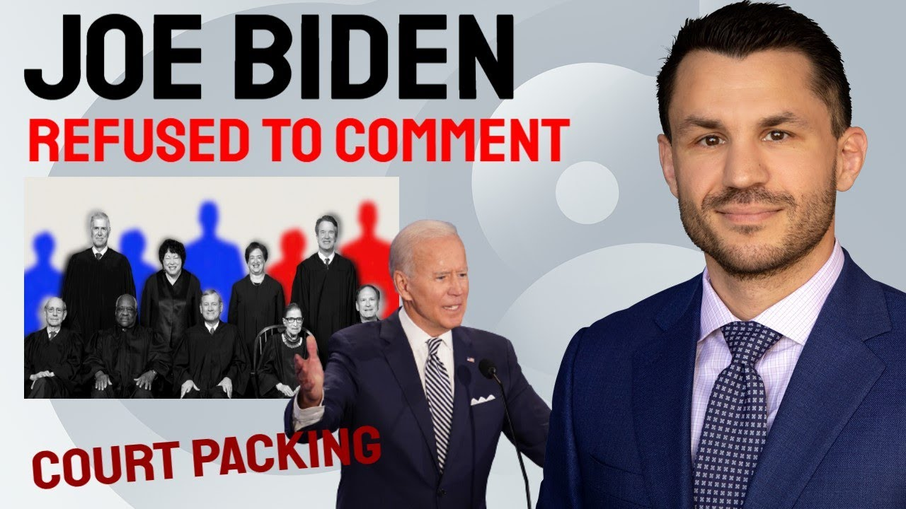 Biden says he'll reveal position on court packing 'when the election ...