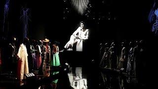 شاهد: متحف يحتفي بمصمم الأزياء إيف سان لوران في مراكش