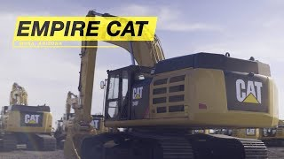 Empire Cat powered by LANDA® Pressure Washers