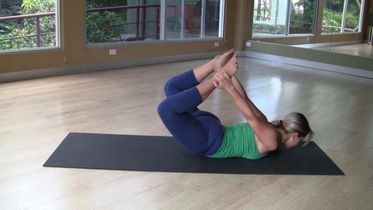 Pilates Rocking Exercise recommendations