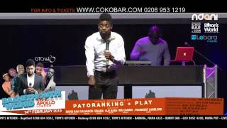 BASKETMOUTH MY VIRGIN WIFE - BASKETMOUTH LIVE AT THE APOLLO - 14TH FEB 2015 - HMV