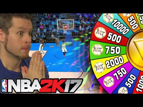 WHEEL OF WELFARE! POOR MAN'S EDITION! NBA 2K