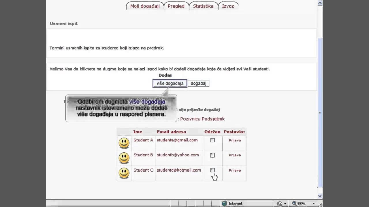 Odabir imena internetskog profila