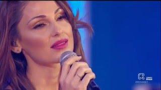 Anna Tatangelo - E penso a te @ Una serata bella per te Mogol