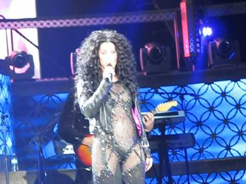 CHER I Found Someone/Turn Back Time 06/07/2014 Rosemont, IL (CHERcago)