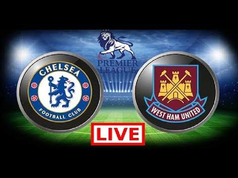 Chelsea vs west ham united live stream