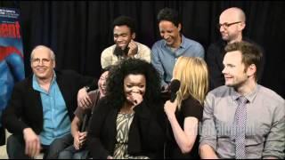 [Comic-Con 2011] Community Cast Interview