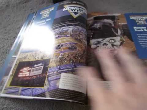 Monster Jam 2017 Yearbook Overview