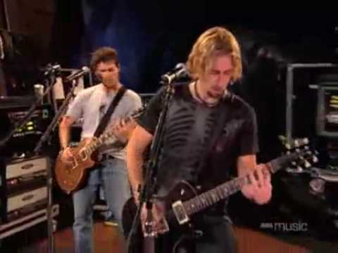 Nickelback  Next Contestant In Studio