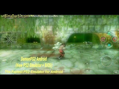 PS2 Android) Mortal Kombat: Shaolin Monks   DamonPS2 Pro
