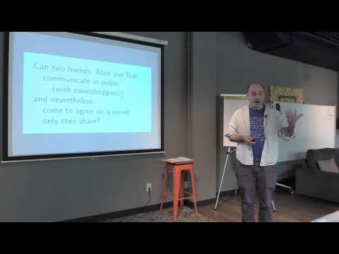 Jim Fowler: Mystery of MathMath of Mystery
