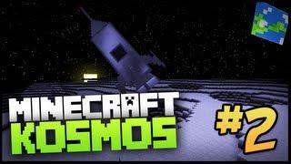► Minecraft Kosmos - PIERWSZE GALAKTYCZNE ITEMY - Odcinek 2