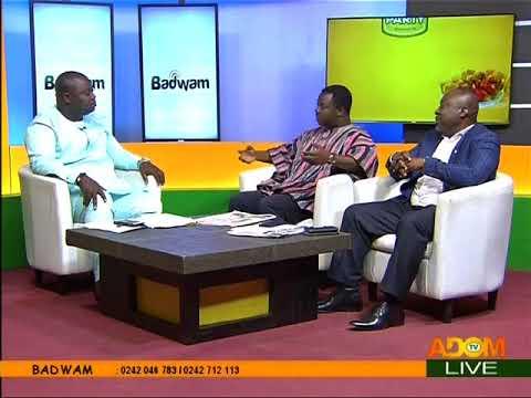 Badwam Mpensenpensenmu on Adom TV (19-4-18)