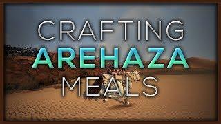 How To Make Arehaza Meals! | Black Desert Online