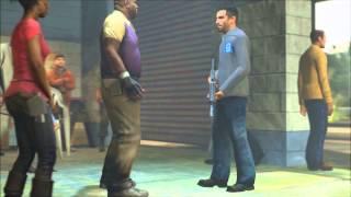 Darkest Days: Coach and Bill Scenes