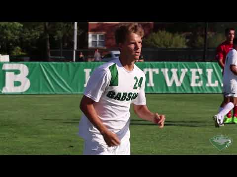 Babson Men's Soccer vs. St. Lawrence University  (9/1/17)