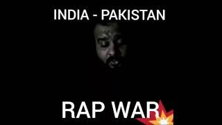 India vs Pakistan - Rap War | Desi Hip Hop