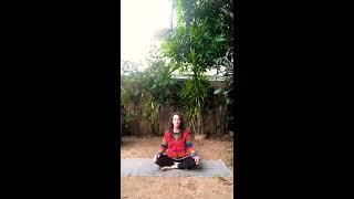 Yoga for Strength - 45 minute beginner friendly, Yoga for Social Distancing