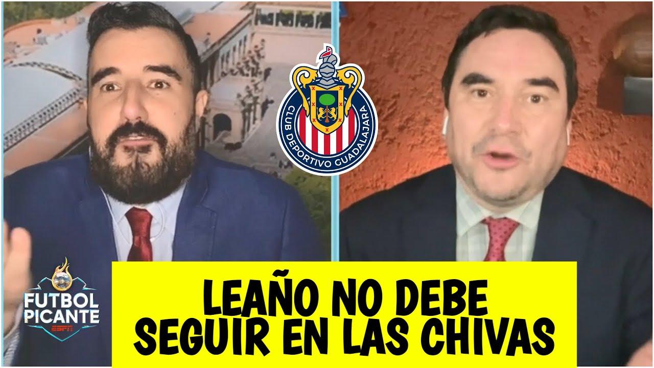 POLÉMICA POR CHIVAS Álvaro a Pietrasanta: No mientas. Paco le exige a Michel Leaño