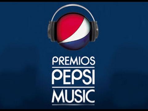 Premios Pepsi Music 2017  Programa Completo