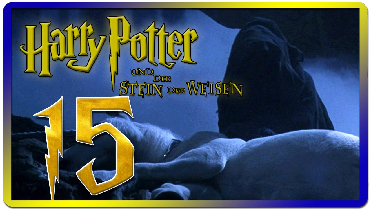 HARRY POTTER UND DER STEIN DER WEISEN Part 15: Voldemort ...