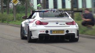 Supercars Leaving Carmeet - Centenario, M6 GT3 DONUTS, M5 Eisenmann, 812, F12 Capristo etc!