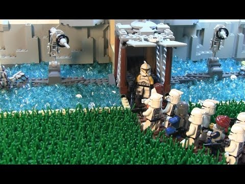 Lego Star Wars Republic Prison MOC