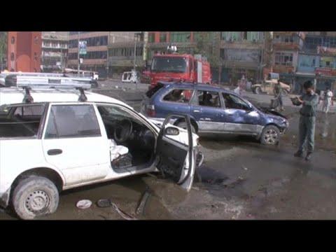 مقتل 18 على الأقل في تفجير انتحاري في أفغانستان  - نشر قبل 4 ساعة