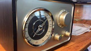 The Crosley Solo Radio Model Cr3003a- A Review